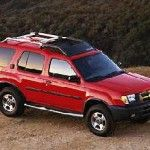 Nissan Xterra 2000 – Service Manual – Car Service