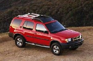 Nissan Xterra 2000 - Service Manual - Car Service