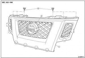 2008 Nissan Xterra - Service Manual