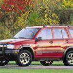 Chevrolet Tracker 1999 – Service Repair Workshop