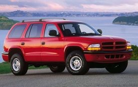 Dodge Durango 2000 Repair Service Manual - Service Manuals