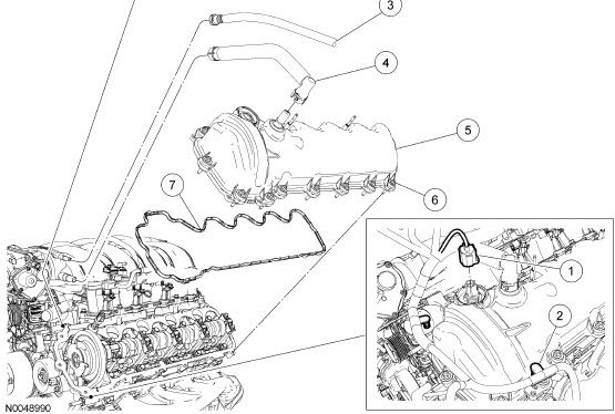 ford mustang 2007 - service manual download