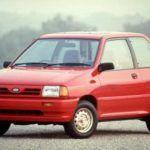 Ford Festiva 1991 – Service Manual And Repair – Car Service