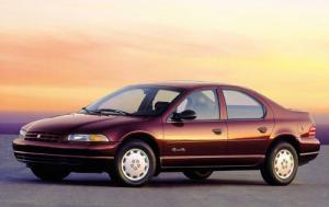 2000 Playmouth Breeze - Service Manual - Car Service