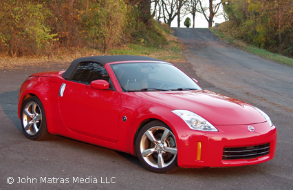 Nissan 350Z Roadster 2009 Touring - Factory Service Manual - Car Service Manuals
