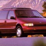 Nissan Quest 1993 1994 1995 – Service Manual – Car Service