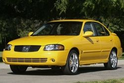 Nissan Sentra 1999 Technical Workshop Service Repair Manual