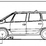 Renault Espace 1997-2000 Workshop Service Manual