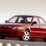 Mazda Protege 1999 2000 – Service Manual and Repair – Car Service