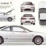 Acura Integra 1996 1997 Hatchback – Service Manual – Car Service