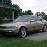 Acura Legend 1991 1992 1993 1994 1995 Service Manual – Car Service