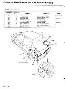 Honda Civic 1996 1997 Hatchback Service Manual Workshop Service