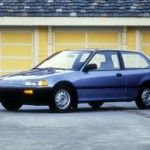 Honda Civic Hatchback Wagon 1987 – Service Manual – Car Service Manuals