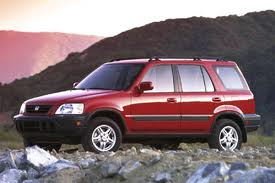 Honda Cr-v 1999 2000 Service Manual - Car Service Manuals