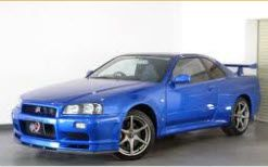 Nissan R34 Skyline 1999 Service Manual - Car Service Manuals