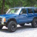 Jeep Cherokee Xj 1987,1988,1989 – Repair Manual and Service Manual