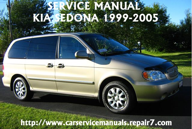 kia sedona 2000 2001 2002 2003 2004 2005 service repair manual 2002 Kia Sedona Engine Diagram 2002 Kia Sedona Problems