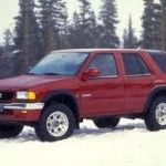 Workshop Service Repair Manual Honda Passport 1994-1995-1996-1997 – Car Service