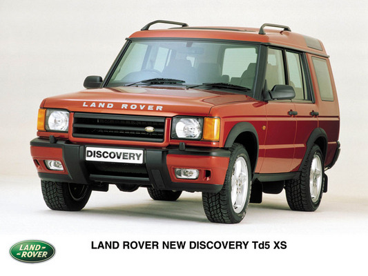 Land Rover Discovery Series 2 2003-2004-2005-2006 Factory Service Manuall