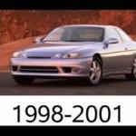 Lexus Sc400 Sc300 Service Repair Manual 1992 1994 1996 1998-2001