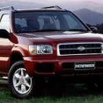 Nissan Pathffinder Suv 1994 Workshop Service Repair Manual