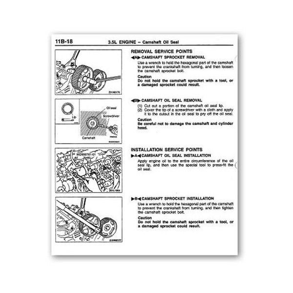2002 Mitsubishi Montero Wiring Diagram