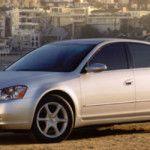 Nissan Altima L31 2002 2003 2004 2005 Mechanical Service Repair Manual