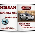 2005 2007 2008 2010 Nissan Xterra Technical Workshop Service Repair Manual
