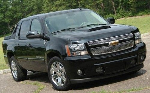 Chevy Avalanche 2007 2008 2009 Workshop Service Repair Manual