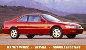 Honda Accord 1994 1995 1996 1997 Workshop Service Repair Manual