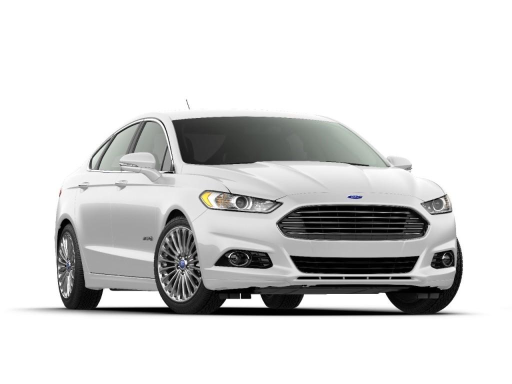 2014 Ford Fusion Se Workshop Service Repair Manual