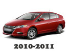 2010-2011 Honda Insight Hybrid Workshop Service Repair Manual