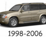 Suzuki Grand Vitara 2004 2005 Workshop Repair Service Manual