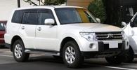 Mitsubishi Pajero 2007-2014 Factory Auto Service And Repair Manual