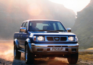 Nissan Navara D22 2001 Factory Service Repair Manual