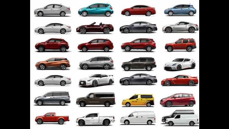 The 2015 Nissan Lineup