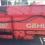 Gehl 1287 Forage Harvester Parts Pdf Manual Download