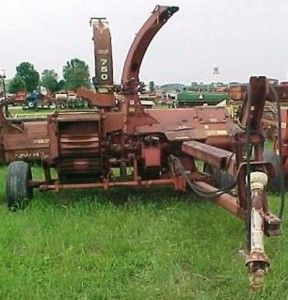 Gehl CB750 Forage Harvester Parts Pdf Manual Download