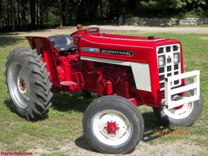 International Harvester 354 Tractor Service Repair Pdf Manual
