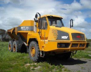 Doosan Moxy Mt36 Articulated Dump Truck Service Repair Workshop Manual Download