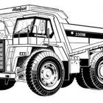 Komatsu 330m Dump Truck Operation Maintenance Manual