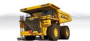 Komatsu 830e-1ac Dump Truck Factory Service Manual