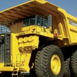 Komatsu 930e-4 Dump Truck Operation & Maintenance Manual