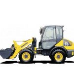 Komatsu WA70-5 Wheel Loader Operation Maintenance Pdf Manual