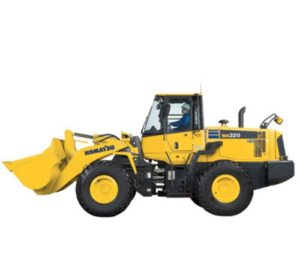 komatsu wa320-6 wheel loader Workshop Service Repair Manual