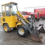 Volvo Zl302c Wheel Loader Service Parts Catalogue Manual