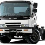 1998-2001 Isuzu Commercial Tiltmaster Fsr Ftr Fvr Frr Wt5500 6hk1-tc Engine Manual