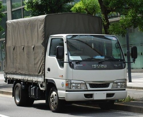 1999-2001 Isuzu Elf Truck Service Repair Workshop Manual