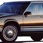 Buick Electra 1977-1990 Workshop Repair Pdf Service Manual