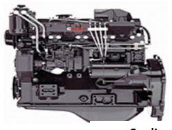 Hyundai Diesel Engine D6A Workshop Manual PDF